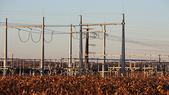 Elm Creek-Summit Transmission and Substation Project
